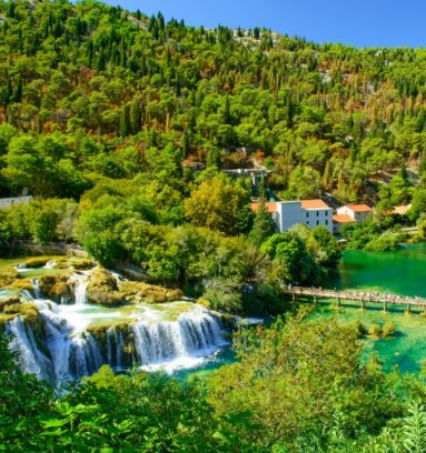 Day Trip Split to Krka National Park