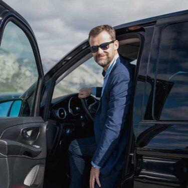 Luxury Minivan car rental in Croatia   Croatia Private Driver Guide
