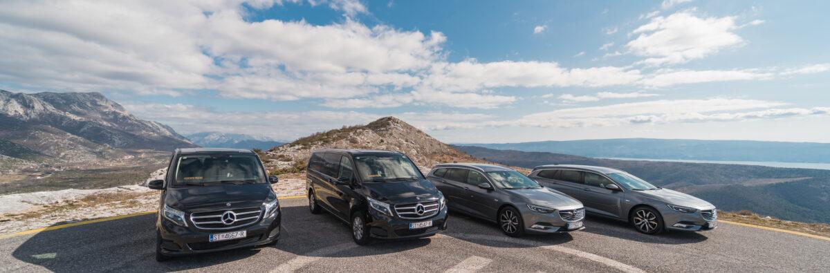 Croatia Transfers with local driver-guides | Croatia Private Driver Guide