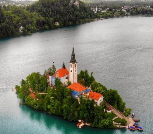croatia driver guide - lake bled