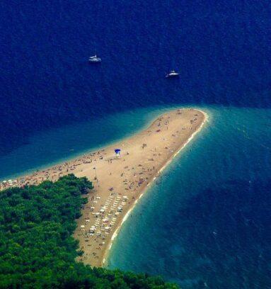 Split to Brač Island Private Day Trip