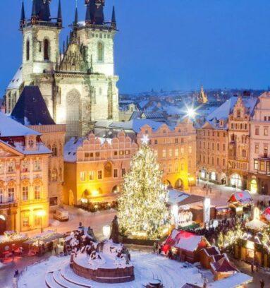 European Christmas Tour