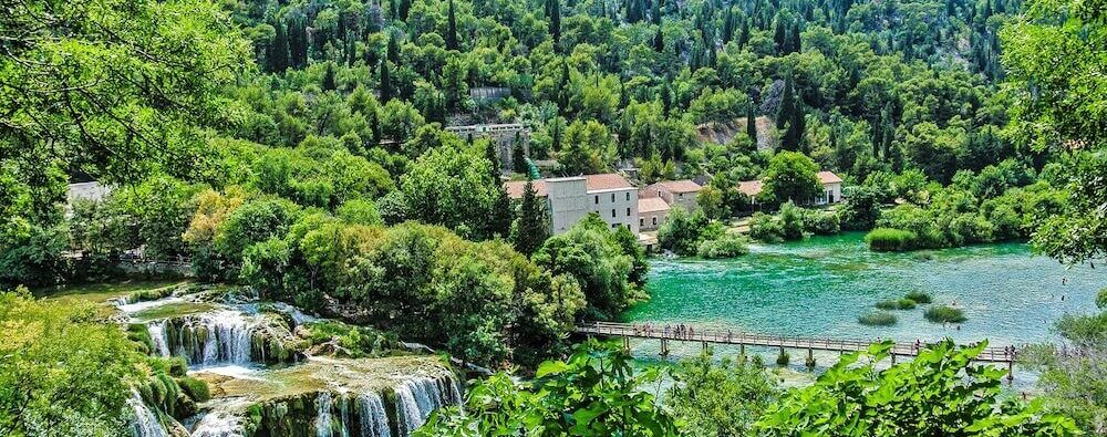 Private Tour to Krka National Park from Split | Croatia Private Driver Guide