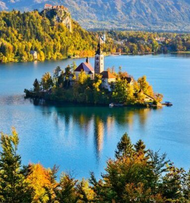 Zagreb to Bled Transfer with Ljubljana Tour