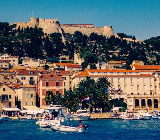 croatia driver guide - hvar