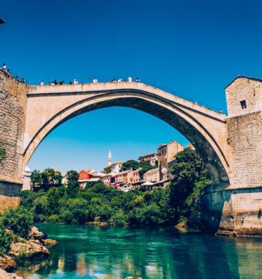 Croatia & Bosnia Private Tour