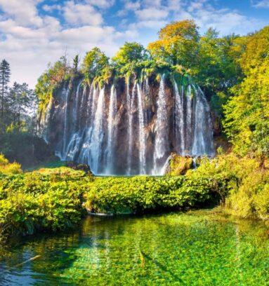 Split to Zagreb Transfer via Plitvice Lakes Tour