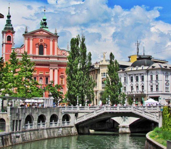 transfer Zagreb to Bled Lake with Ljubljana town